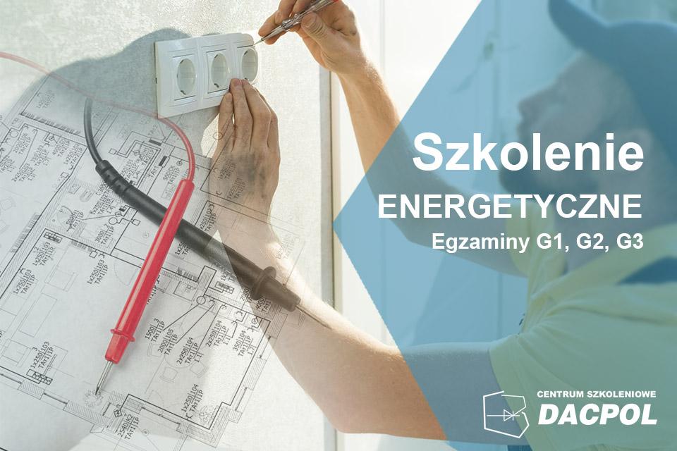 szkolenia energetyczne