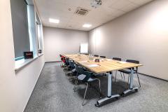 Sala szkoleniowa Michael Faraday