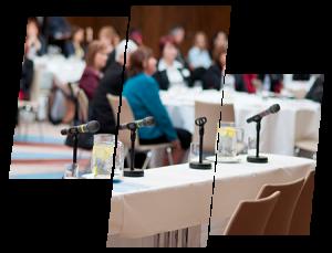 Konferencje, organizacja