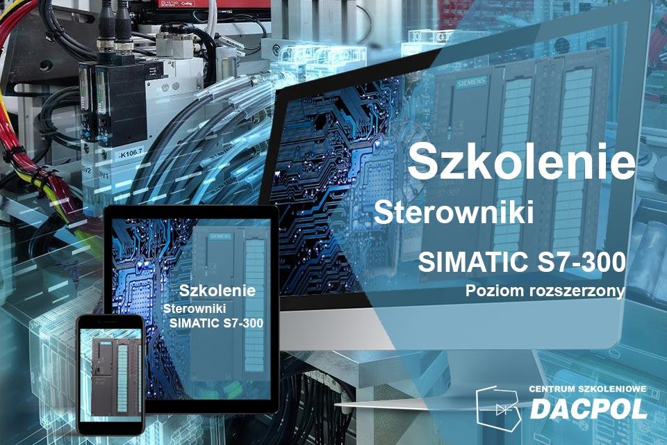 Programowanie sterowników SIMATIC S7-300_Poziom rozszerzony