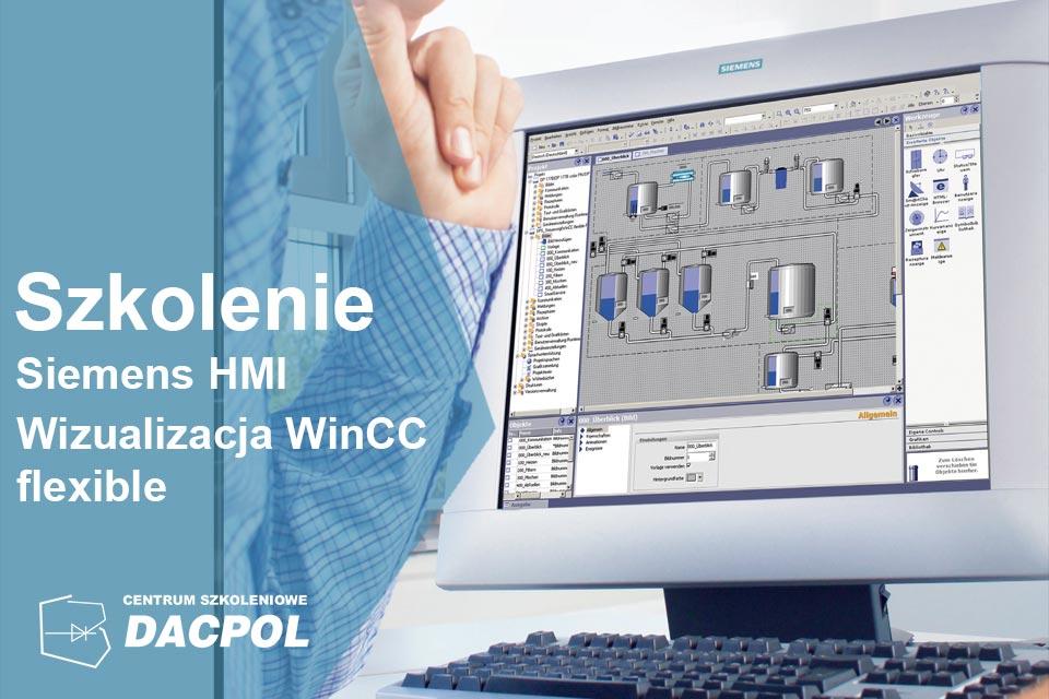 Siemens HMI – Wizualizacja WinCC flexible
